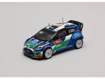 Ford Fiesta RS WRC #4 Rally Monte Carlo 2012 1 43 Champion 01