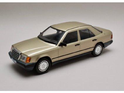 Mercedes 260 E W124 metaliza bronzova 1 18 MCG MCG18098 01