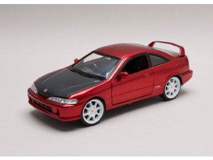 Honda Integra Type R 1995 cervena 1 24 Jada Toys 30932 01