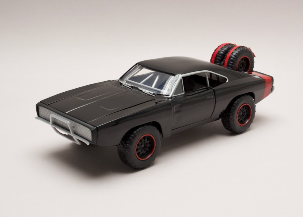 Dodge Charger off road Dom`s Rychle a zb. (Fast & Furious) 1:24 Jada Toys