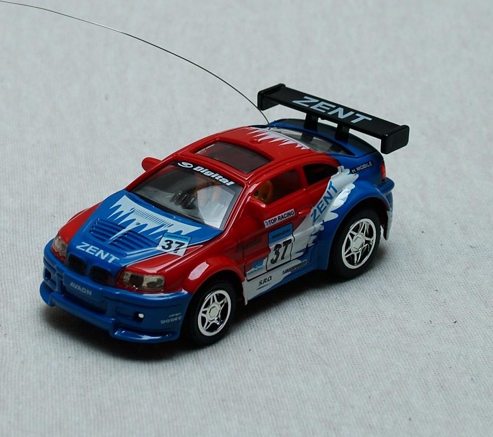 Sport Racing RC # 37 ZENT, modro-červená