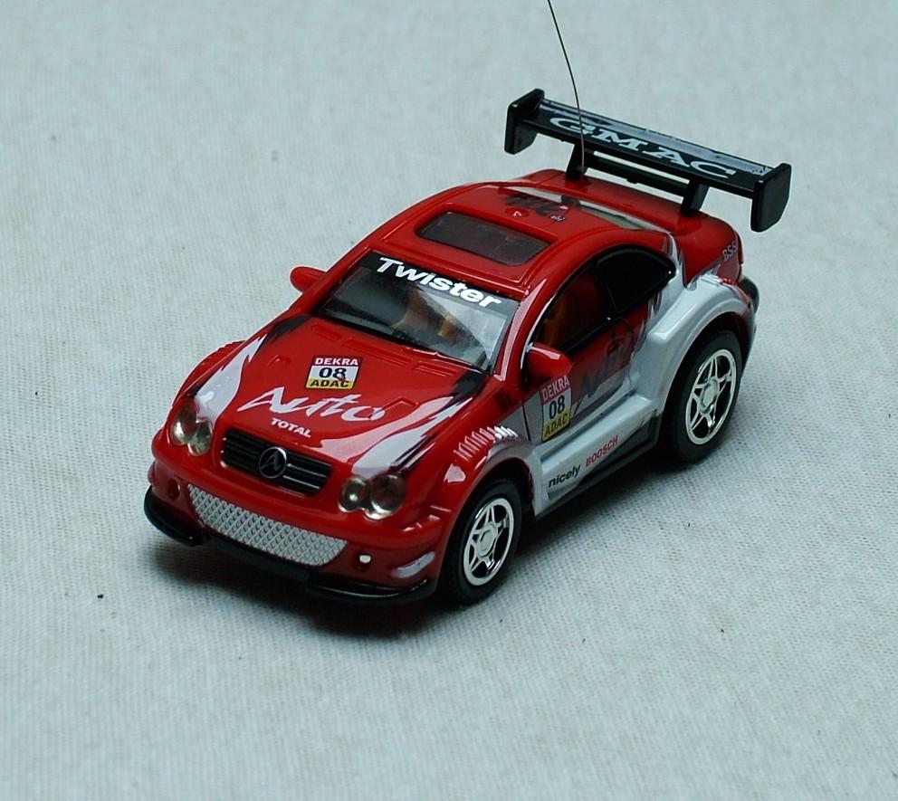 Sport Racing RC # 08 GMAC, červeno-bílá