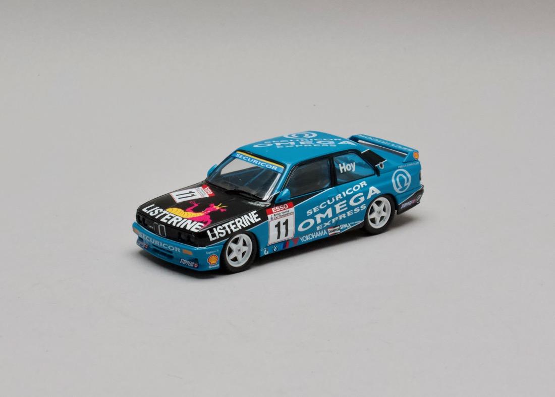 BMW M3 E30 #11 BTCC Champion 1991 1:43 Atlas