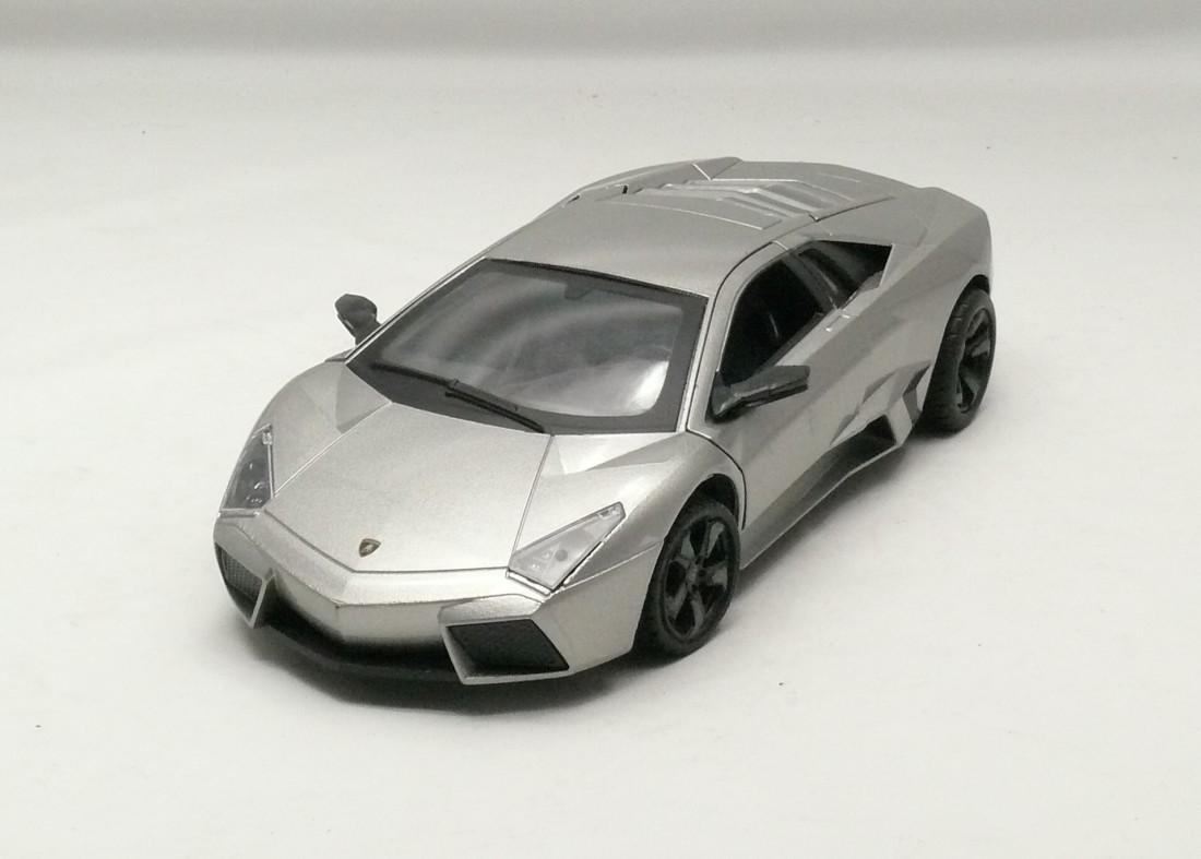 Lamborghini Reventon 2013 šedá met.1:24 MZ Model