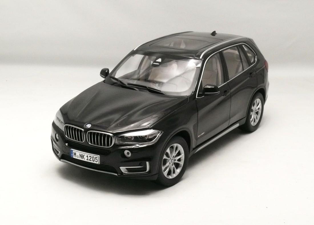 BMW X5 Serie (F15) Sparkling Brown 1:18 BMW-Paragon