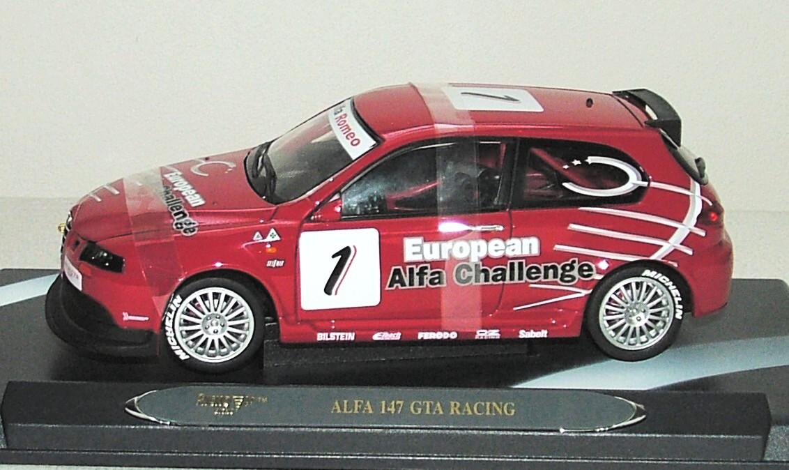 Alfa Romeo 147 GTA Racing # 1 1:18 Ricko