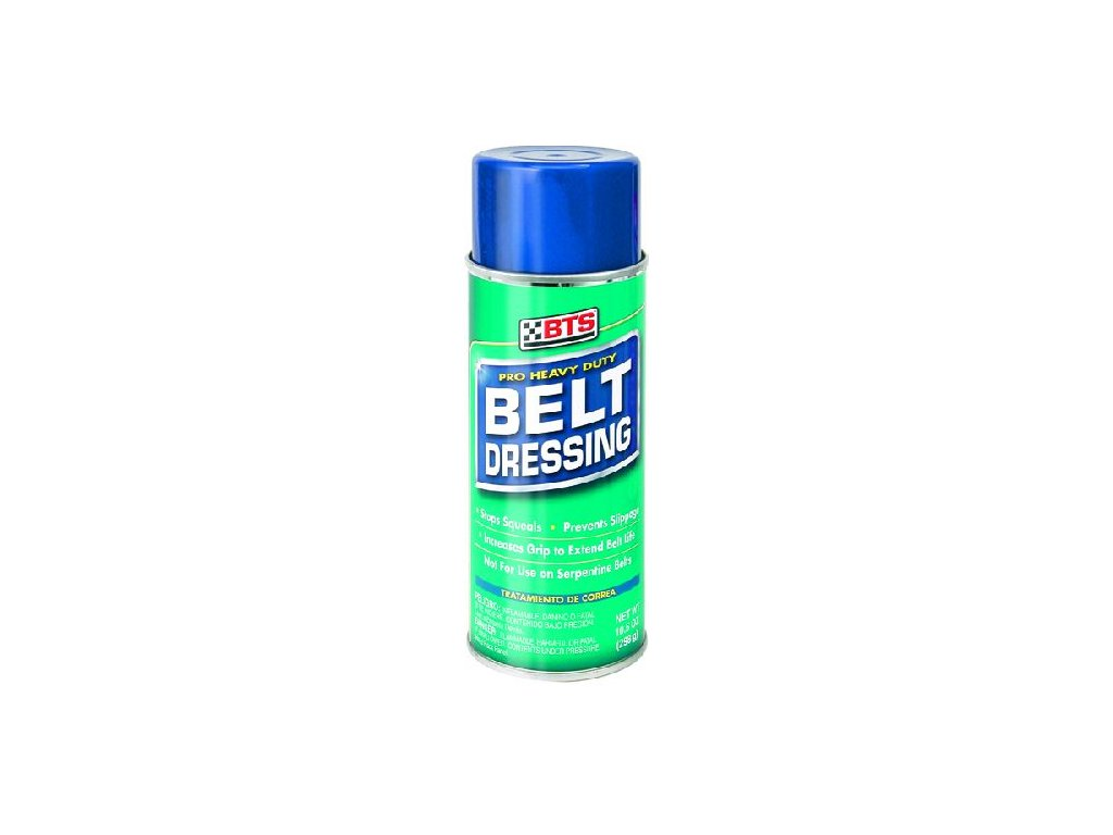 Belt Dressing vosk na gumové řemeny