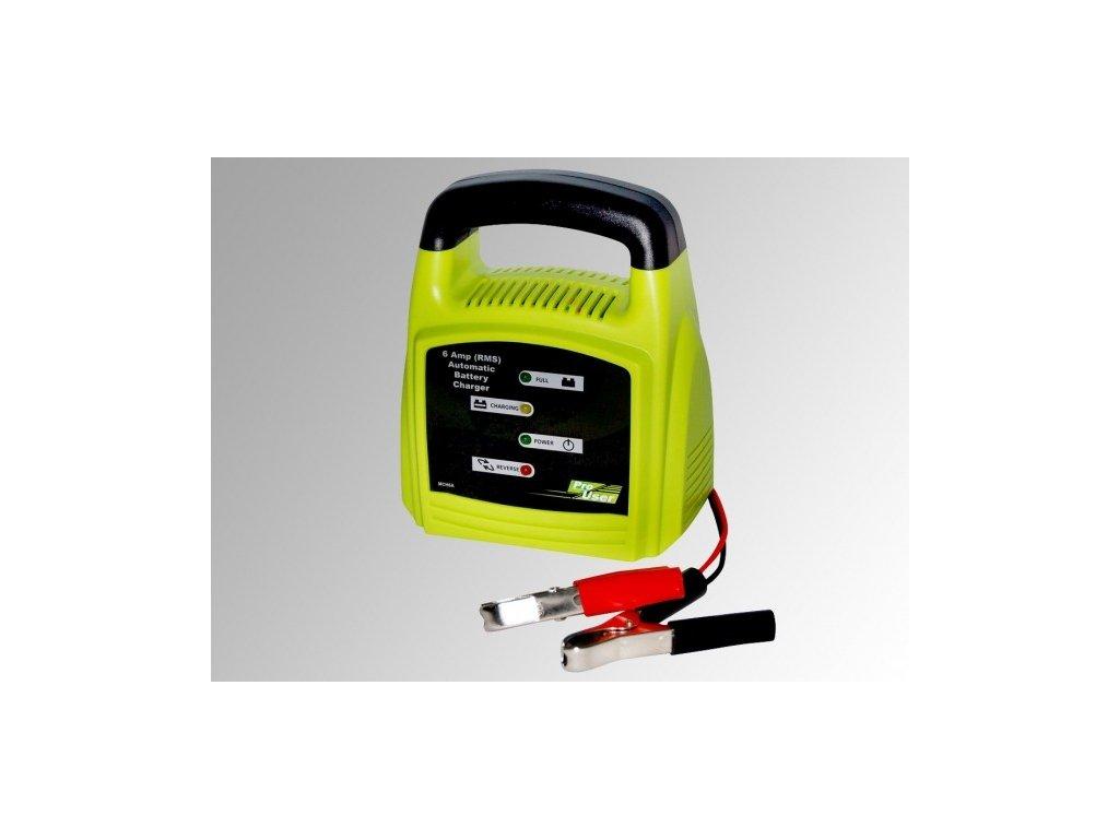 Automatická autonabíječka Pro-user MCH6A