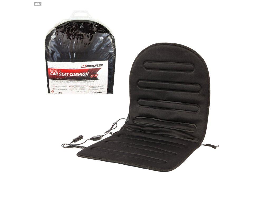 Potah sedadla vyhřívaný 12V COMFORT