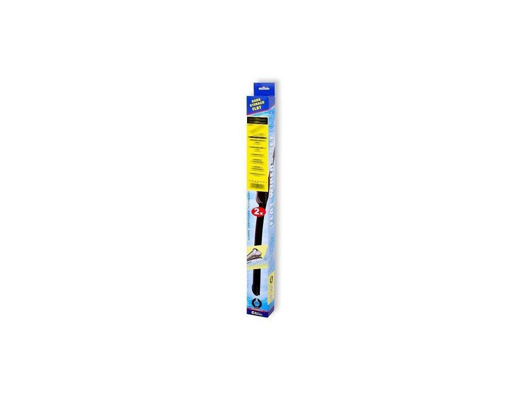 Stěrače FLAT SET (PIN) 530+530mm (3U1998001)