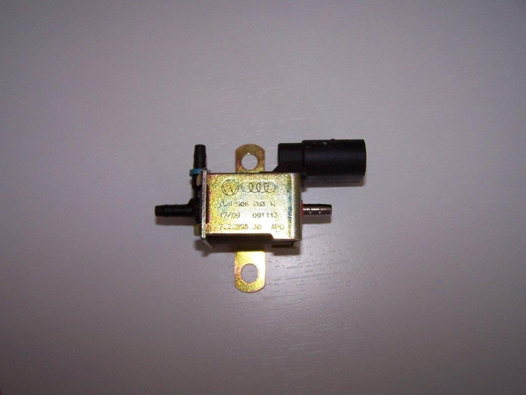 Ventil magnetický tlaku TURBA OCT 1,9 66KW /AGR/ DO M2000 plechový (028906283J)