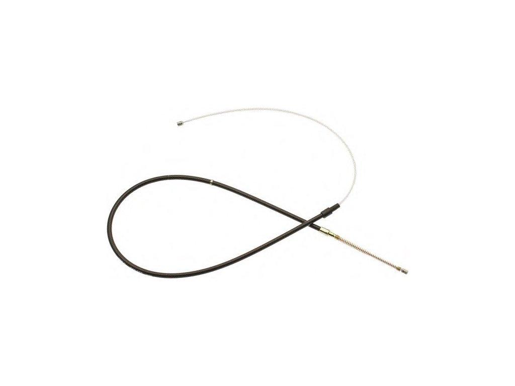 Lano ruční brzdy 1622mm bubnová brzda OCTAVIA   DE+ (1J0609721BA, 1J0609721J )