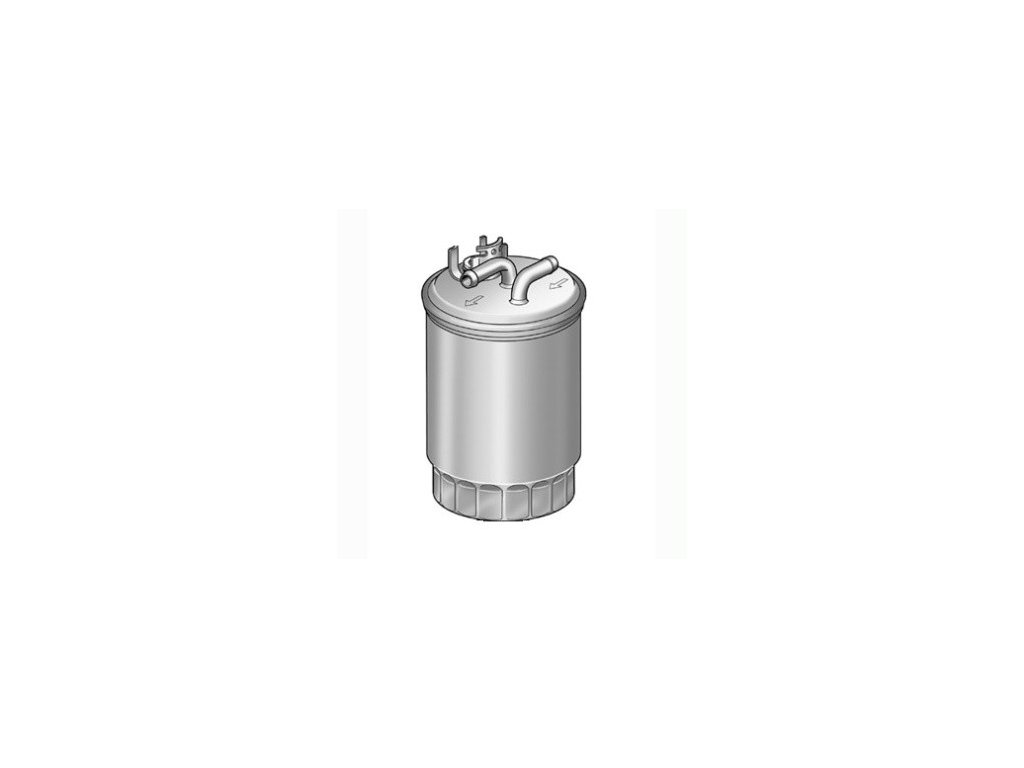 Filtr paliva FAB+II/ROOMSTER 1,9/74+96KW 1,9/77KW MANN