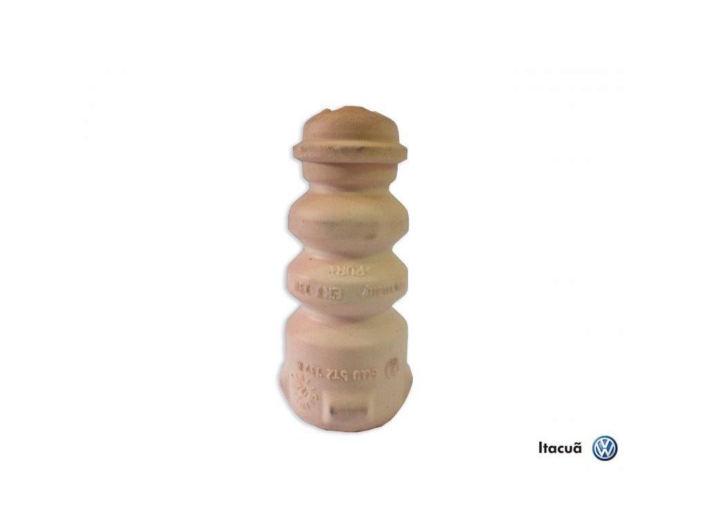 Doraz tlumiče zadní FABIA / FABIA II / CITIGO 123mm  DE+ (6Q0512131B)