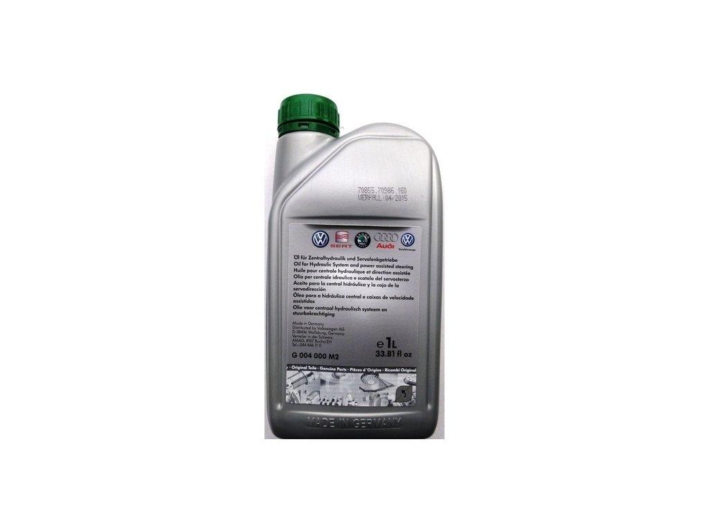 Olej servořízení FELICIA / FABIA / OCTAVIA / SUPERB 1L  OE (G004000M2)