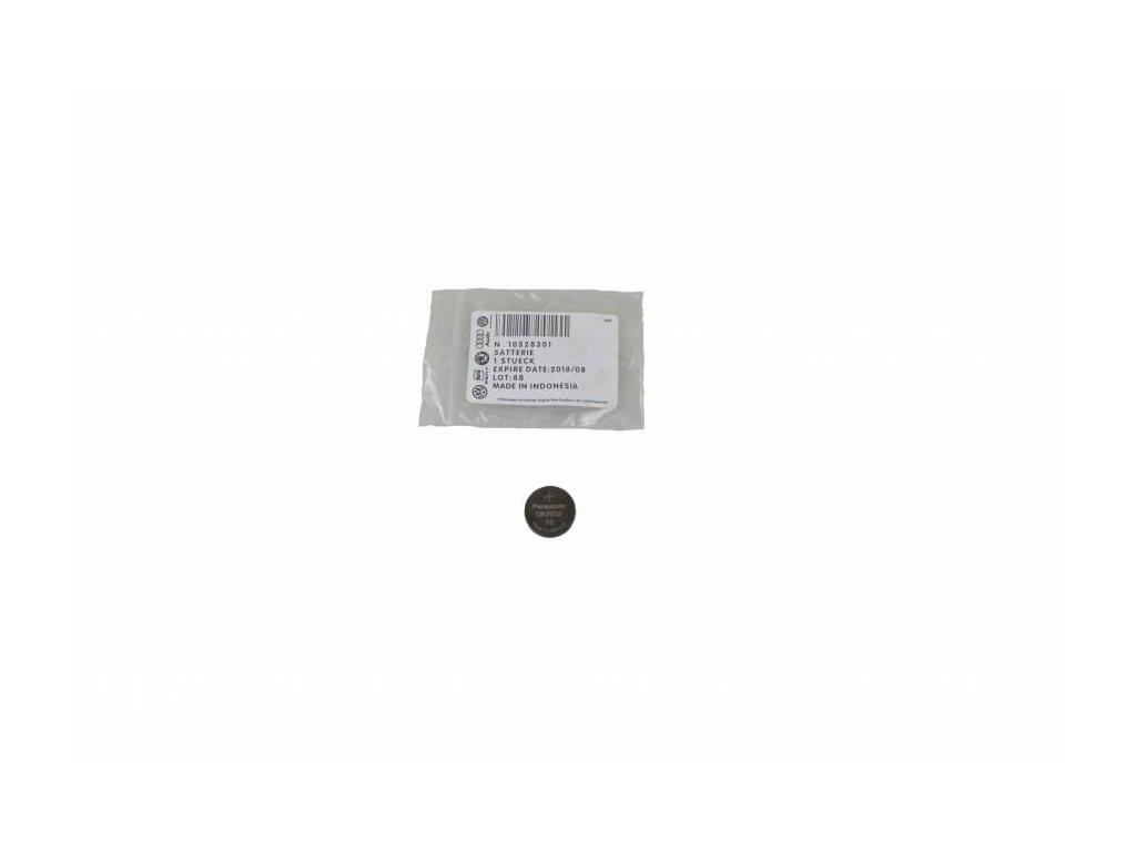 Mikrobaterie klíčku 3V OCTAVIA / FABIA CR2032  OE (N10528301)