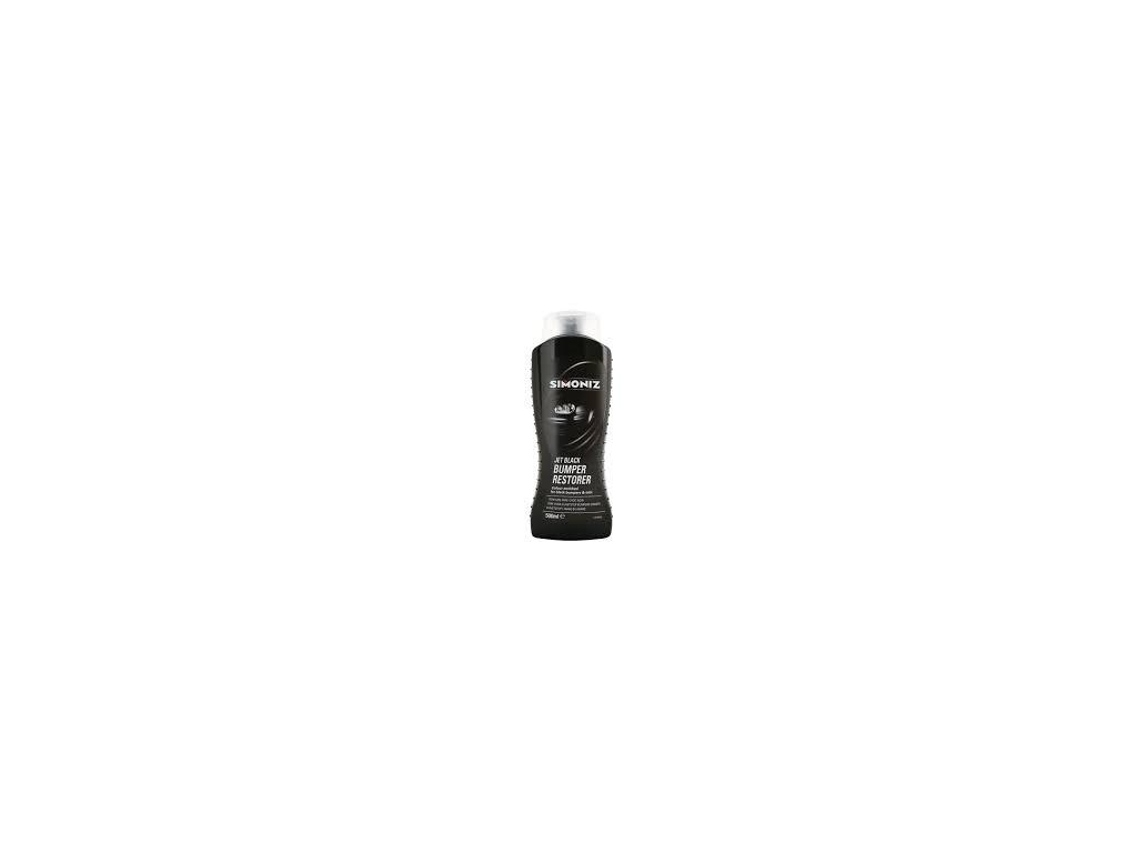 SIMONIZ - Bumper Black - černý, proti stárnutí plastů i škrábancům
