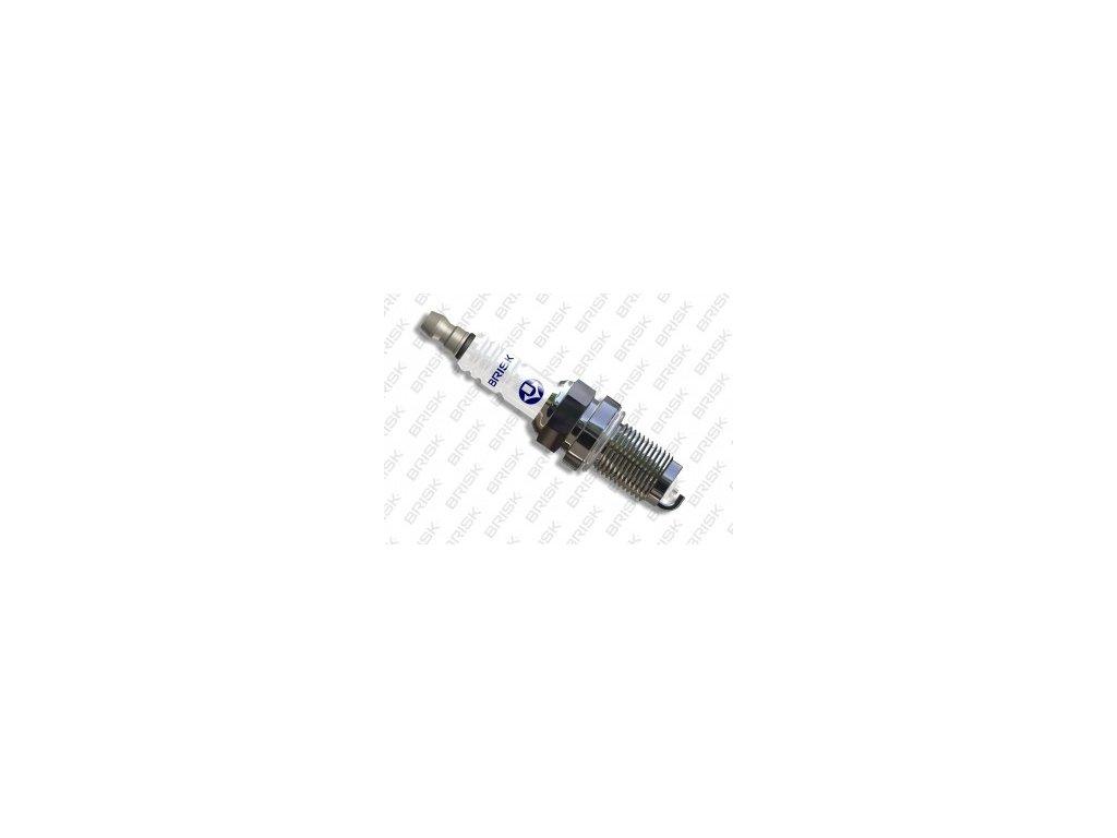 Zapalovací svíčka BRISK DOR15YS-1 OCTAVIA / FABIA / ROOMSTER / YETI  CZ+