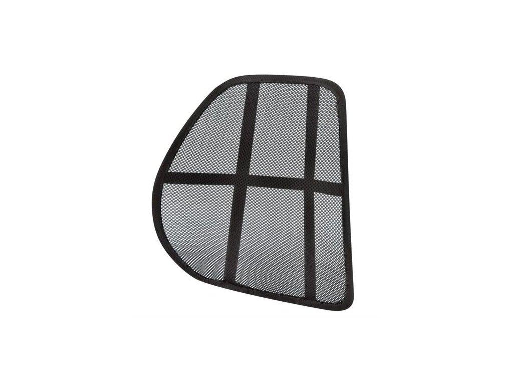 Polštářek - ortopedická bederní opěrka RELAX NEW 11/2014  LAMPA / IT síťový