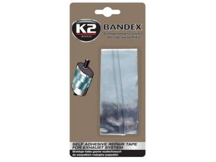 K2 BANDEX 5 x 100 cm - páska na opravu výfuku  PL