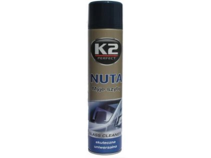 K2 NUTA SPRAY 600 ml - čistič skel