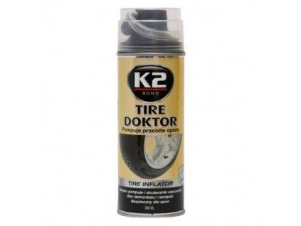 Sprej na lepení pneu 400ml K2