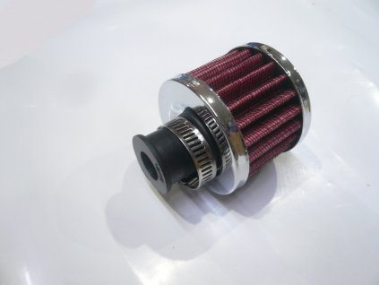 Filtr sání sportovní malý přímý D12 rovný  PL
