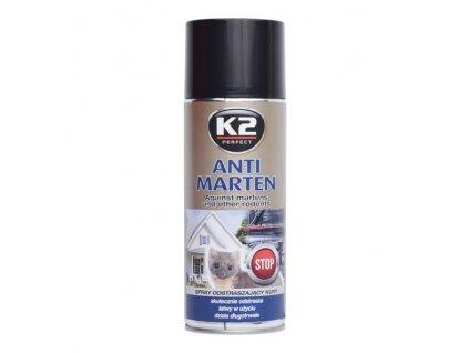 K2 ANTI MARTEN 400 ml - sprej odpuzující kuny