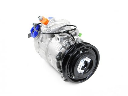Kompresor klimatizace SUPERB - 1,9 TDI 74KW+77KW+85KW+96KW  HELLA / DE+ (8D0260805R, 8D0260805Q)