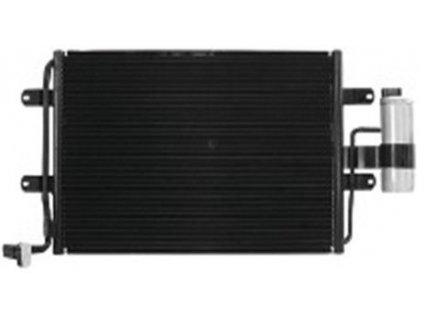 Chladič klimatizace / kondenzátor klimatizace  OCTAVIA   N.V (1J0820413N, 1J0820413A, 1J0820413B, 1J0820413D, 1J0820413L )