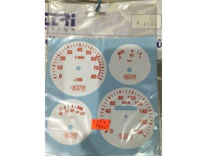Samolepka budíků Š120 ELRI