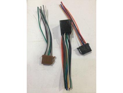 ISO konektor komplet