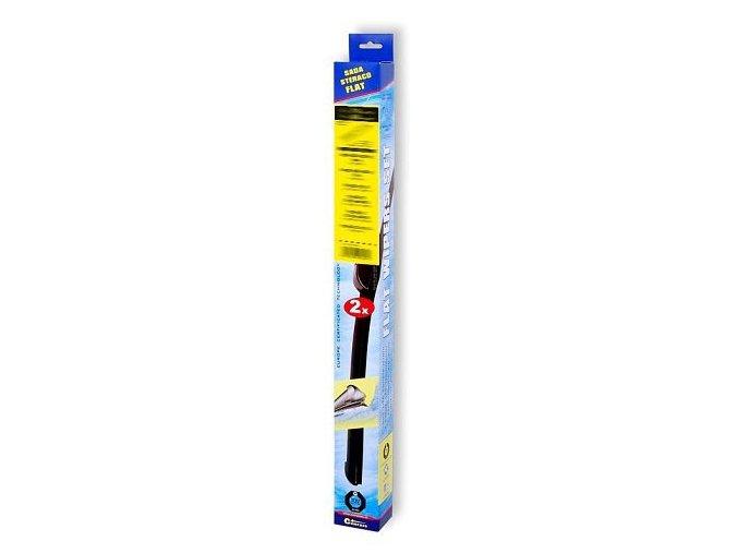 Stěrače FLAT SET (PIN) 610+480mm (10067) OCT II (1Z1998001)