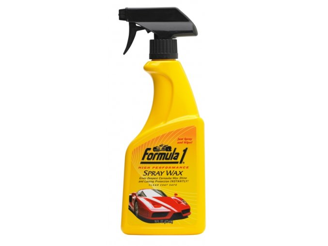 FORMULA 1 Spray WAX rychlovosk  475ml