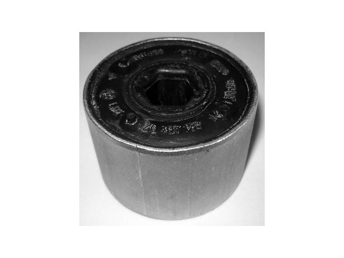 Lůžko ramene zesílené celogumové OCTAVIA II / FABIA I+II / ROOMSTER  OE (8Z0407183A, 6LL407183 )