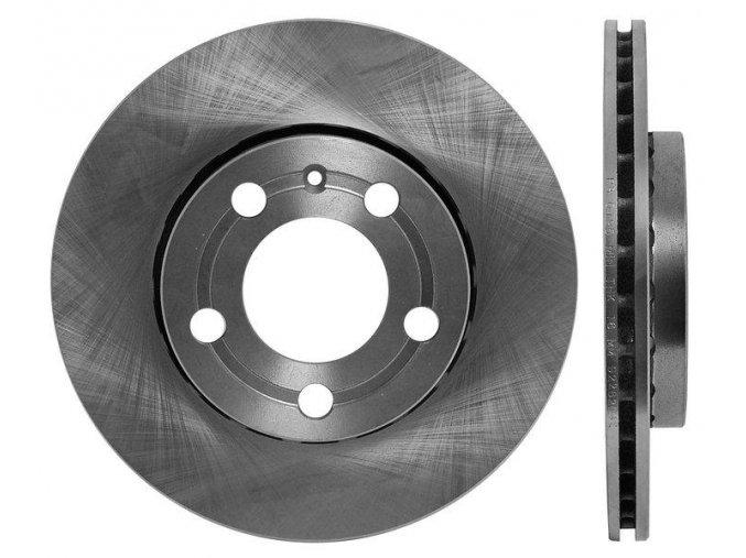 Kotouč brzdový přední FABIA 1,0 239x18 větraný / cena za 1ks /  N.V (6Q0615301)