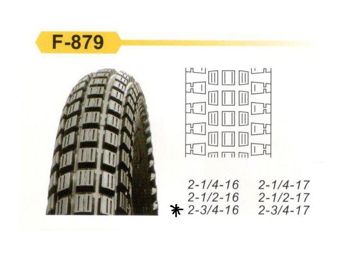 F 879 2,75 162pr