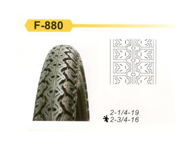 F 880 2,75 16