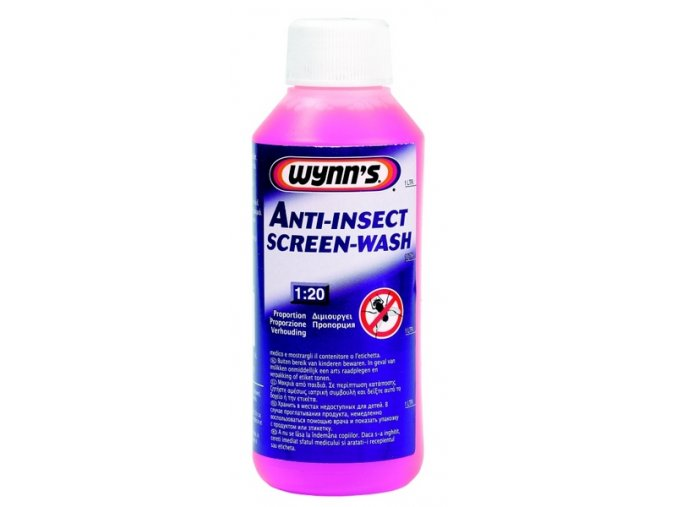 Wynn´s Anti-Insect Screen-Wash  0,25L