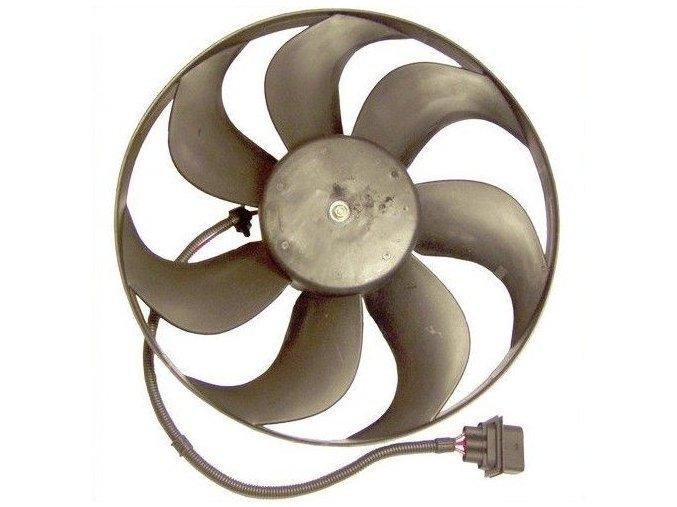 Ventilátor chladiče OCTAVIA / FABIA 1,4  100/60KW 345MM  N.V (6E0959455A)