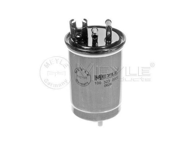 Filtr paliva VW SHARAN / ALHAMBRA / GALAXY 1,9TDi 85-96-110KW  MEYLE / DE (7M0127401A )