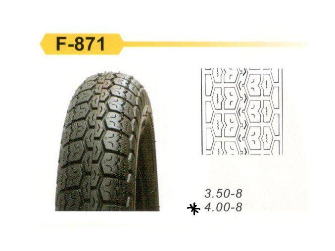 F 871 4,00 8