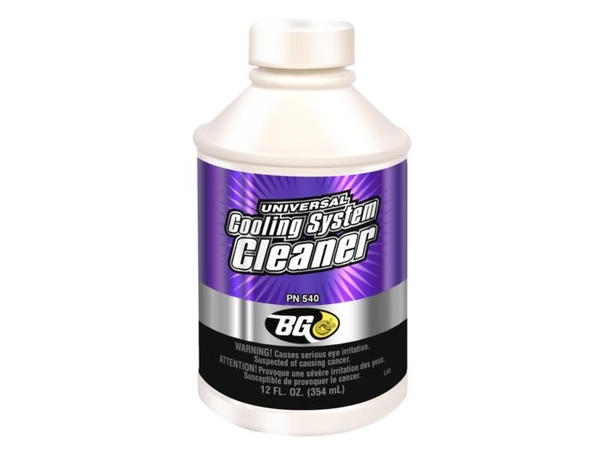 BG 540 Universal Cooling System Cleaner 355ml