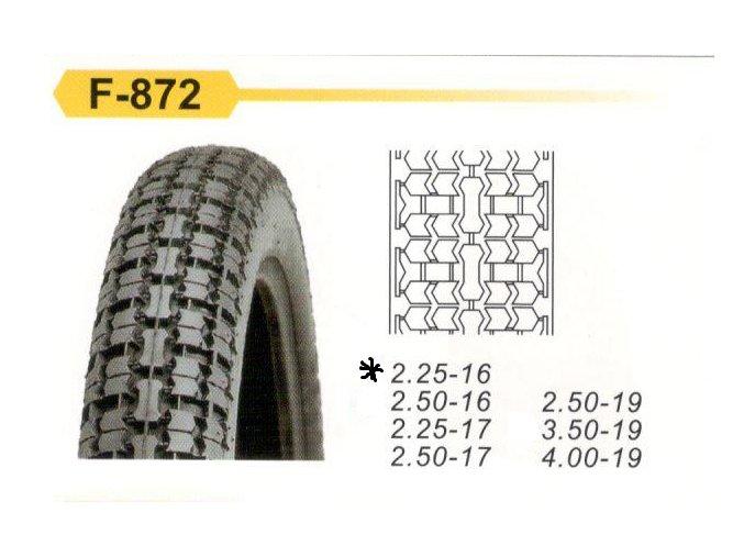 F 872 2,25 164PR