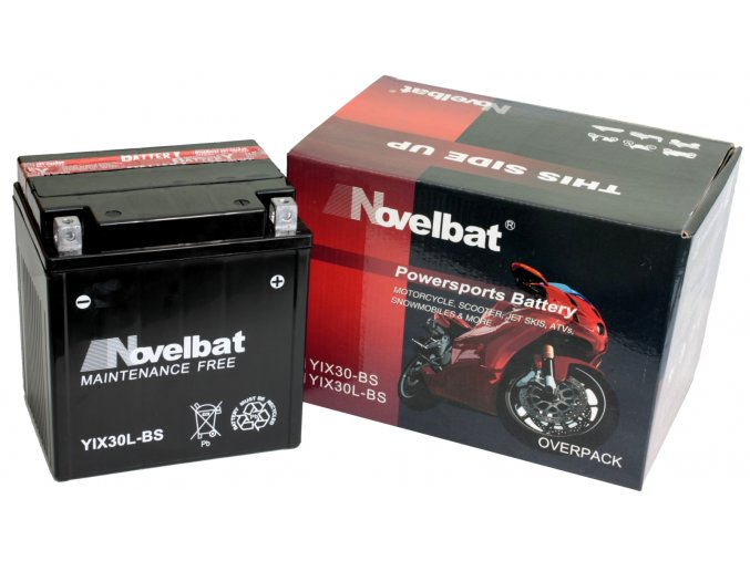 Baterie 12V 30AH  NOVELBAT