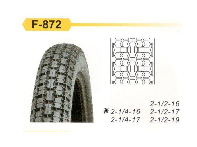 F 872 2,25 16