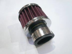 Filtr sání sportovní malý přímý D25 kulatý  PIO 21, 23   PL