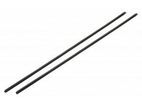 Guma stěrače 610 mm grafitová 2ks