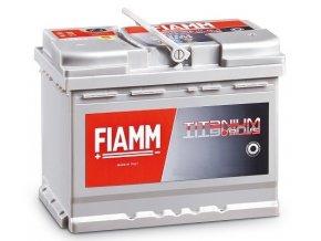 FIAMM 12V 54Ah Titanium 520A