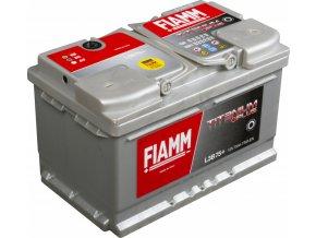FIAMM 12V 75Ah Titanium 730A
